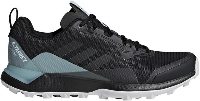 adidas TERREX CMTK GTX Sko Damer, carboncore blackashgrn